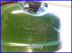 1945 Vintage Coleman 521 Military Single Burner Stove Working Sunshine Stove