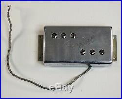 1974 Fender Telecaster Deluxe Neck Pickup Wide Range Humbucker Vintage Thinline