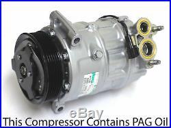 2010-2013 Land Rover, Range Rover Sport / LR4 OEM A/C Compressor 5.0L-V8