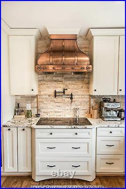 36 Camillia Copper Range Hood- Made in U. S. A