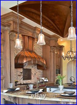 36 Tall Bettina Copper Range Hood- Made in U. S. A