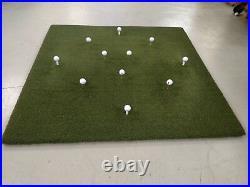 5' x 5' Commercial Golf Practice Driving Range Mats (B Grade)