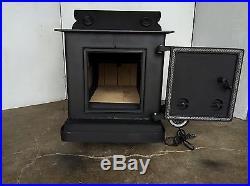 ALL NIGHTER 30 LOG! Wood Burning Stove Burner HUGE Woodburning Fireplace