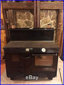 AMISH CRAFTED ASHLAND DELUXE WOOD-COAL COOK STOVES by ASHLAND STOVE COMPANY