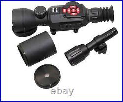 ATN X-Sight II HD 5-20X with1080P Video, Ballistic Calculator, Range Finder, WIFI