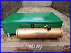 A Coleman 413d stove