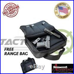 Advantage Arms. 22LR LE Conversion Kit For Glock 17 22 Gens 1-3 With Range Bag