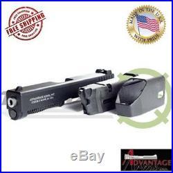 Advantage Arms. 22LR LE Conversion Kit For Glock 19 23 Gens 1-3 With Range Bag
