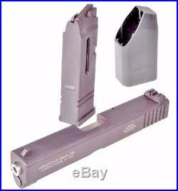 Advantage Arms. 22LR LE Conversion Kit Glock 17 22 Generation 1-3 With Range Bag