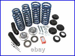 Air Suspension to Coil Spring Conversion for 2006 2009 Range Rover L322