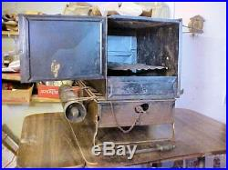 Antique Coleman Model 2C one of 1,500 in 1927 Camp Stove & Oven Complete