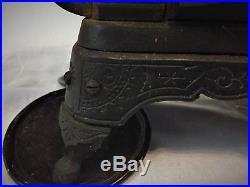 Antique Detroit Stove Works Cast Iron Jewel Range Jr Salesman Sample Stove -Rare