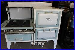 Antique Elite Porcelain Gas Range