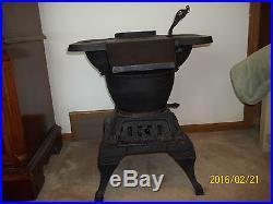 Antique Wood Coal Stove