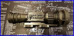 Armasight by Flir Apollo PRO-LR 640 100MM 30Hz Long Range Thermal, Not Zeus Pro