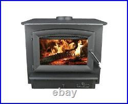 Ashley AW740 Wood Stove Burning fireplace Insert 113K BTU Heat Refurbished