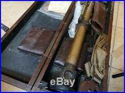 Barr & Stroud Navigational Range Finder Type FT37 in Boxed Restoration