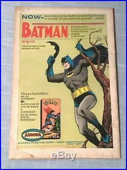 Batman #171 1st SA Riddler appearance Complete. VG range