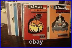 Batman The Long Halloween Complete Set #1-13 All in NM range