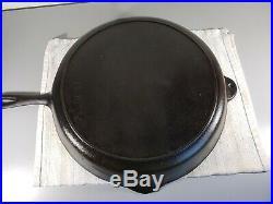 Birmingham Stove & Range (BSR) #14A Cast Iron Skillet Cleaned & Seasoned 4 Times