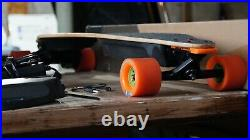 Boosted Board v2 Extended Range + extras