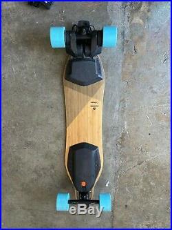 Boosted board V2 Dual plus + standard range CUSTOM WHEELS! FREE UPS SHIP