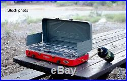 Brand New Camp Chef Everest 2 Burner Stove Matchless Ignition