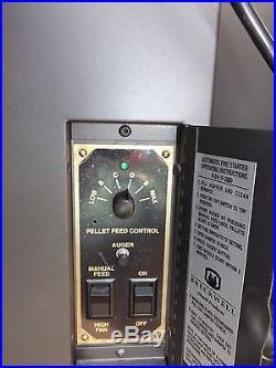 Breckwell Pellet Stove Model SP 2000