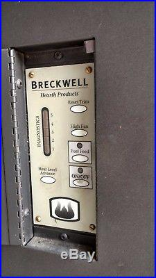 Breckwell Pellet Stove Used $2500 new