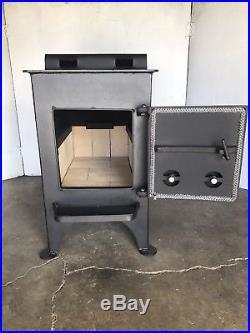 CEMI Freestanding Wood Burning Stove Burner Woodburning Woodburner WOW