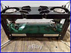 COLEMAN USA 1940/50s MD 523 MILITARY STOVE STERILIZER COMPLETE SET UNFIRED EXC