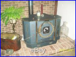 Combination Corn And Pellet Stove