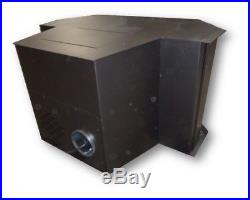 CORN STOVE 50,000 BTU's Direct Vent Fireplace Insert Freestanding with Vent Pipe