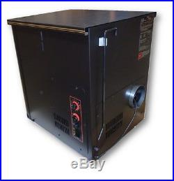 CORN STOVE Adjustable BTU 8,000 30,000 BTU's Direct Vent MADE IN USA
