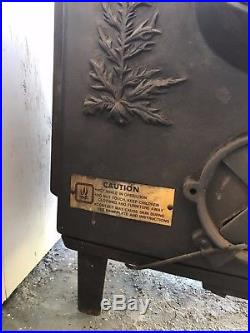 Cawley Wood Stove 550 with Glass Window (Hard to find, no longer made) woodstove