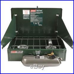 Coleman 2 Burner Dual Fuel Stove 3000003648