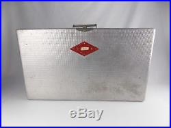Coleman 442 2-Burner Aluminum Suitcase Camp Camping Stove Diamond Logo