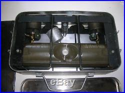 Coleman 523 SMP 1983 US Military Medical Dept. Liquid Fuel Stove