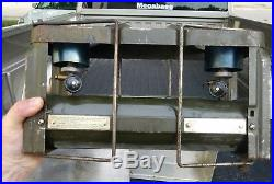 Coleman 523 US Military Liquid Fuel Stove With Case 1965
