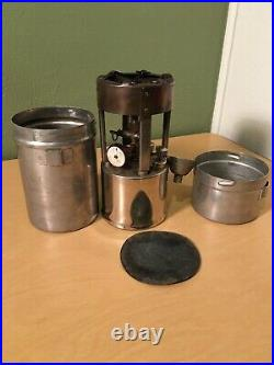 Coleman #530 Camp Single Burner Stove Army backpacking hiking portable A47