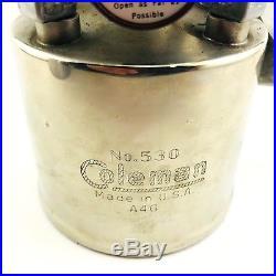 Coleman GI Pocket Stove 530 A46