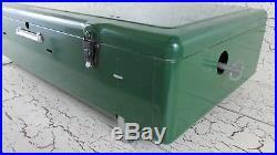 Coleman Green 3 Burner Camp Stove Copper Fuel Tank 426 B Rare Vintage USA