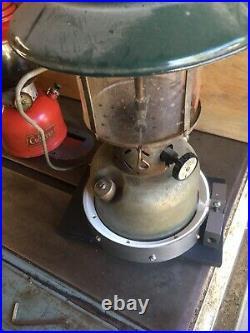 Coleman Lantern / Stove Font Vice 242-275 Sears 220/228 200a 502 500 Stove Etc