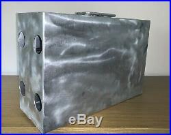Cook Partner 4 Burner Briefcase Camping Stove Refurbish Gas Hose & Sm Repair Kit