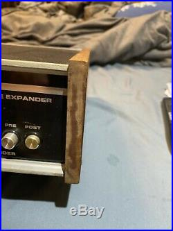 DBX 3BX Dynamic Range Expander
