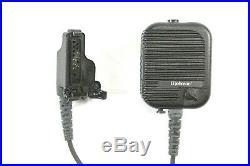 EF Johnson 5100 Prc 127 Short Range Digitally Encrypted Radio with PTT & Batteries