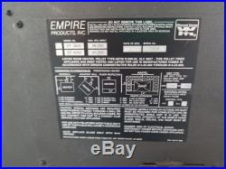Easy Fire EF3800 Pellet Fireplace Stove Used / Refurbished Super Sale