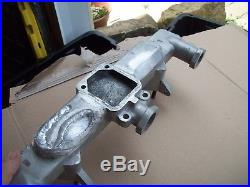 FENTON CHEVY 216 235 2 CARB INTAKE MANIFOLD 1937 46 STOVE BOLT TROG Rat Rod Hot