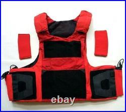 First Spear Sleeper Carrier BALCS / SPEAR, Range Red, Large
