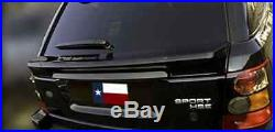 Fits 2005-13 UNPAINTED Land Rover Range Rover Sport Custom Under Window Spoiler